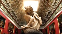 Classical Sculpture - #HermitageRevealed comes to Riverside's Big Screen 4 October. #RiversideScreen
