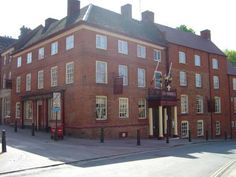 The Castle Hotel Tamworth Staffordshire UK