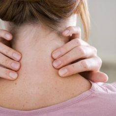 A buffalo hump is the accumulation of fat on the back of the neck.