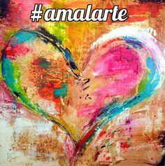 """""""In Arte"""" lancia #amalarte. Presentazione in occasione dell'omonima mostra inaugurata a San Valentino"""