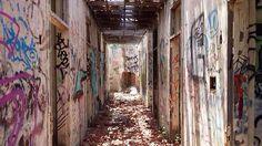 Abandoned Mental Hospital NSW Australia