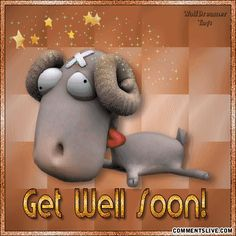 Get well Graphics comments and Scraps for Orkut and Myspace Get Well Soon Funny, Get Well Soon Quotes, Free Get Well Cards, Sympathy Prayers, Feel Better Quotes, Diy Postcard, Get Well Wishes, Cards For Friends, Birthday Greetings