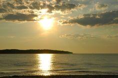 Hobart Beach, Eaton's Neck. Suffolk County