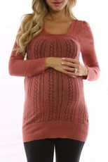 really cute maternity clothes. One day when I'm pregnant, I'll want this web site.