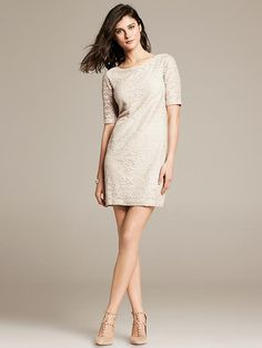 Just purchased this Lace dress! It's perfect for  those summer evenings, weddings, or meeting his parents.