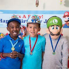 Super Mario Dress Up Gear Idea - Party City | Party City
