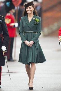 The most grown-up looks from Duchess Kate's 30s. Click for more!