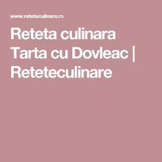 Reteta culinara Tarta cu Dovleac | Reteteculinare