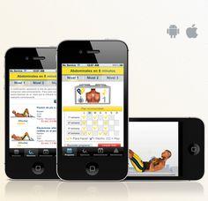 Aplicativo destinado para treinamento diário e, assim, conquistar o abdômem tanquinho no projeto verão. Confira!