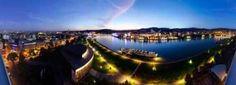 Linz, die Kulturhauptstadt Europas von 2009. #Linz #Donau #Kultur #Kulturhauptstadt #Oberösterreich