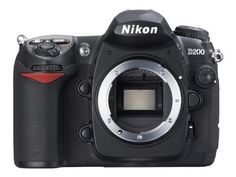 Nikon D200 by Niko Electronics. $1799.90. The Nikon D200 Digital Camera is a precision-engineered, high performance digital SLR camera designed to satisfy the requirements of passionate and demanding photographers. The D200 incorporates more must-have features than any other camera in its class, enabling photographers to capture images in a way once reserved only for professionals. The D200 employs a 10.2 effective megapixel Nikon DX Format CCD image sensor, which capt...