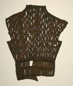 16th century doublet, British, made of leather, The Metropolitan Museum of Art
