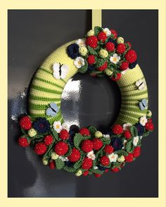 Crocheting Verb : followers crochet naturaleza etsy nature ganchillo ems florida crochet ...
