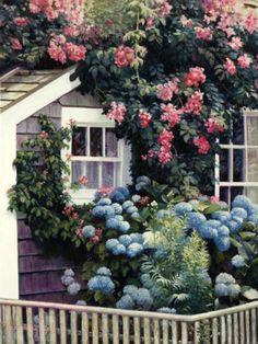 Julia O'Malley Keyes Fine Art - Nantucket Perfection - Nantucket Island