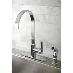 5 Faucets We Love For A Modern House Kitchen Modern