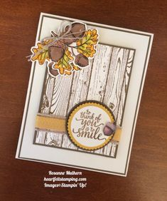 Stampin Up Count Your Blessings Friendship Cards - Rosanne Mulhern Friendship Cards, Thanksgiving Cards, Cards For Friends, Fall Cards, Handmade Birthday Cards, Sympathy Cards, Halloween Cards, Paper Cards, Flower Cards