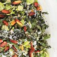 Love this-- kale & brussel sprout salad--had it @ Thanksgiving this year--shockingly delicious