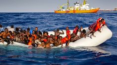 #union #occupy #BLM #SDF #tlot #p2   Up to 500 people feared dead in Mediterranean Sea shipwreck   http://www.ctvnews.ca/world/up-to-500-people-feared-dead-in-mediterranean-sea-shipwreck-unhcr-1.2866853   As many as 500 people are feared dead after a shipwreck last week in the Mediterranean Sea, two international groups said Wednesday, describing survivors' accounts of panicked passengers who desperately tried to stay afloat by jumping between vessels.   The disaster happened in...