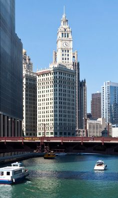Chicago's Wabash Bridge