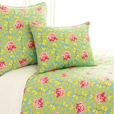 Pine Cone Hill Piper Duvet Cover and Shams - Piper Duvet Cover and Shams