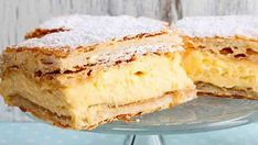 Ez a világ legjobb krémese! Ghost Cake, Polish Recipes, Polish Food, Hungarian Recipes, Cream Pie, Vanilla Cake, Tiramisu, Cake Recipes, Cheesecake