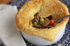 Individual Beef Pot Pies | Tasty Kitchen: A Happy Recipe Community!