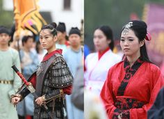 Which hanfu outfit best represents Chinese womanhood in your eyes? Left or right? Leave a comment to tell us!#Hanfu #culture #heritage