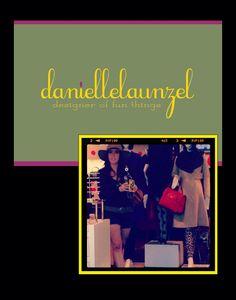 The incredible stylist of Eliza Dooley! Danielle Launzel is beyond talented! #saveselfie  Costume Designer