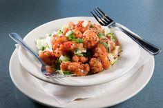Firecracker shrimp-so good it's hard to share