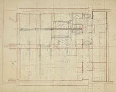 1946 Le Corbusier Unidad de Habitación, Marsella