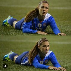 Alex Morgan in Seattle... I WENT TO THAT GAME!!!!!! -Love4soccer13