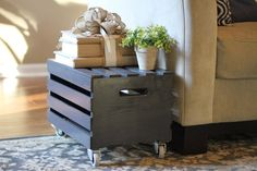 Check out our crate lid coming soon to select stores at The Home Depot!