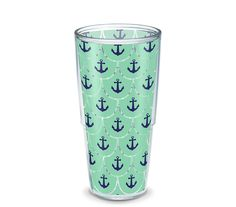 Anchors & Scallop Pattern Wrap | Tervis Official Store