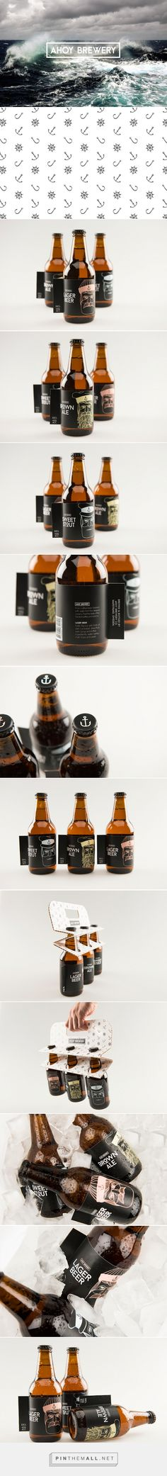 Ahoy Brewery (Student Project)