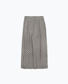 Image 6 of CROPPED TROUSERS from Zara