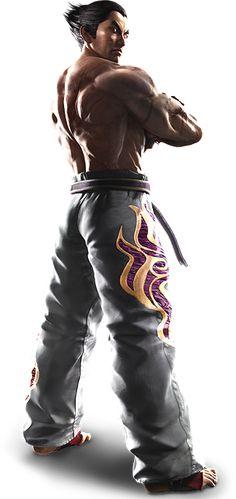 Tekken - Kazuya Mishima