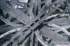 Echangeur autoroute