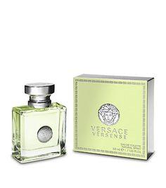 Versace Versense - bergamot, musk, jasmine and sandalwood.