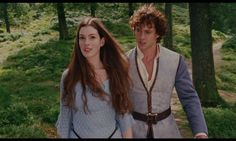 Image of Ella Enchanted for fans of Ella Enchanted. Ella Enchanted, Disney Enchanted, Eric Idle, Cary Elwes, Minnie Driver, Joanna Lumley, Hugh Dancy, Casual Cosplay, Anne Hathaway