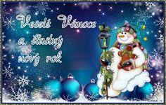 vánoční přání - přáníčka 066