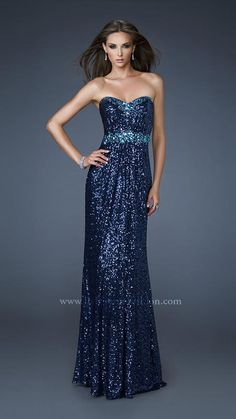 La Femme 18659 | La Femme Fashion 2014 - La Femme Prom Dresses - Dancing with the Stars