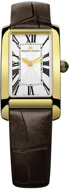 Maurice Lacroix Watch Fiaba #bezel-fixed #bracelet-strap-leather #brand-maurice-lacroix #case-material-yellow-gold #case-width-39-x-20-9mm #delivery-timescale-call-us #dial-colour-silver #gender-ladies #luxury #movement-quartz-battery #official-stockist-for-maurice-lacroix-watches #packaging-maurice-lacroix-watch-packaging #style-dress #subcat-fiaba #supplier-model-no-fa2164-pvy01-114 #warranty-maurice-lacroix-official-2-year-guarantee #water-resistant-50m