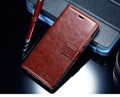 Huawei P9 Lite PU Leather Wallet Case
