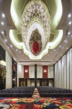 The Trans Luxury Hotel by Lasvit The Trans Luxury Hotel, Glass Installation, Central Business District, Square Meter, Hotel S, Close Proximity, Indoor, Ceiling Lights, Guest Rooms