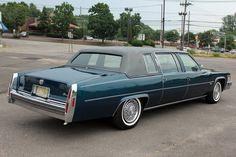 1979 Cadillac Fleetwood Series 75