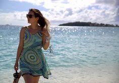 The perfect beach dress http://alnisfescherblog.com/the-perfect-beach-dress/