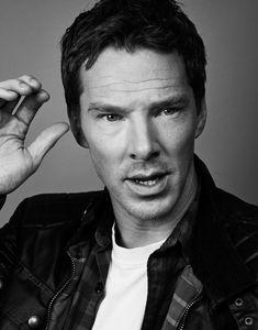 Benedict Cumberbatch DuJour Magazine Photoshoot 2014