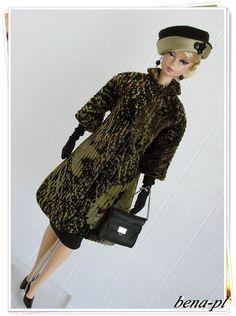 Bena PL Clothes for Fr Victoire Roux Silkstone Vintage Barbie OOAK Outfit   eBay
