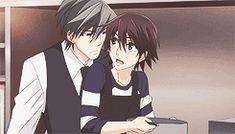 more and more kisses Cute Gay Couples, Anime Couples, Usagi San, Karma X Nagisa, Sweet Love Story, Love Stage, Romantic Manga, Animal Sketches, Boyxboy
