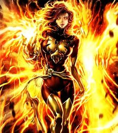 She Is Fire Incarnate The Destroyer Of Whole Galaxies She Is An Cosmic Entity Of Unparalleled Power She Is The Dark Phoenix. Marvel Facts, Marvel E Dc, Marvel Fan Art, Marvel Comic Universe, Marvel Comics Art, Marvel Women, Marvel Girls, Comics Universe, Marvel Heroes
